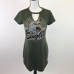 NWT Ultra Flirt Tee Shirt Dress M